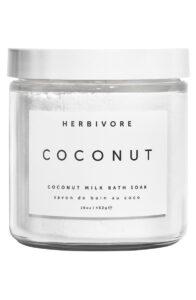 Herbivore Botanicals Coconut Milk Bath Soak for Anxiety